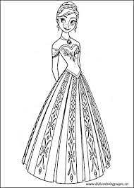 Small Picture free coloring pages Frozen Queen