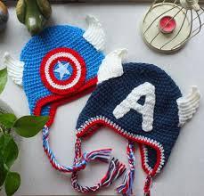 Crochet Batman Hat Pattern