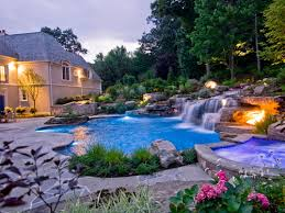 inground pools with hot tubs. Delighful Inground Build U0026 Renovate And Inground Pools With Hot Tubs U