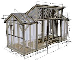 tiny house floor plans free. 8×20 Solar Tiny House Plans \u2013 Version 1.0 Floor Free I