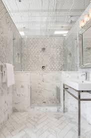 Bathroom Tile Ceiling White Bathroom Tile Tempesta Neve Polished Marble Subway Tile