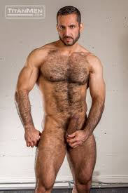 Hairy muscle men movies
