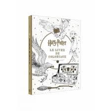 Harry Potter Le Livre De Coloriage Livre Developpement