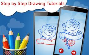 как рисовать тату пошаговая рисовалка для андроид скачать Apk