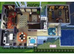 Degera's Madeline | Sims house, Sims 4 houses, House styles