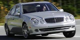 Here's a v8 that can haul. 2006 Mercedes Benz E Class Values Nadaguides