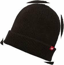 New Balance <b>Watchman's Winter Knit Beanie</b> One Size, Black ...