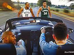 Bucks in 2021 NBA Finals