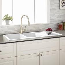 kohler stainless steel farm sink elegant stainless steel tables white undermount kitchen sinks kohler a