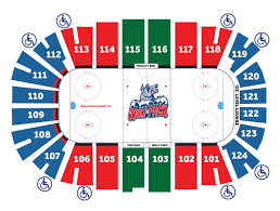 Comcast Hartford Seating Chart Interactive Seating Map Not