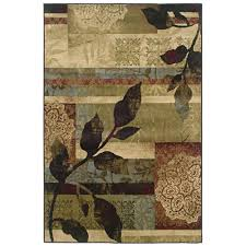 this review is from camille leighton brown 5 ft x 8 ft area rug