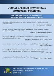 Pada hidrologi terapan, intensitas hujan, tinggi curah. Statistical Analysis In Rainfall Estimation Case Study In Upstream Of Ciliwung Jurnal Aplikasi Statistika Komputasi Statistik