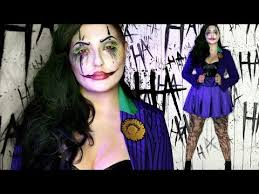 i partnered with spirit to bring you the clic joker makeup tutorial learn this look from head to toe through this video