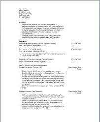Free Simple Resume Templates Awesome Simple Resume Template Simple Resume Template Free Download