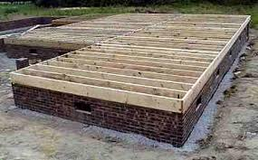 House Foundation Forms And Structural Reinforcement PicturesTypes Of House Foundations