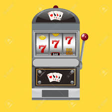Slot Machine Realistic Style Vector Illustration. Royalty Free Cliparts,  Vectors, And Stock Illustration. Image 84581834.