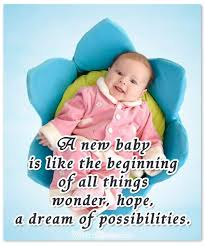 Newborn Baby Quotes Mesmerizing 48 Of The Most Adorable Newborn Baby Quotes