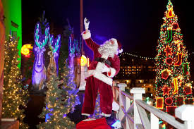 Old Sacramento Light Show Schedule Theatre Of Lights Old Sacramento Waterfront