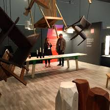 furniture design studios. Furniture Society Booth At 2017 IDS Vancouver With Co-curator And  Board Member Furniture Design Studios L