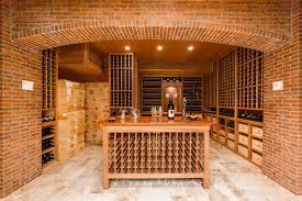 High End Wine Cooler Joseph Curtis Custom Wine Cellars