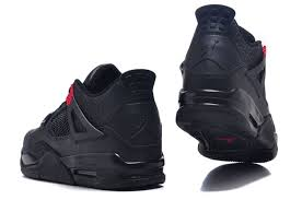 jordan shoes 2015 for boys black and red. official 2015 new nike air jordan iv 4 critical crack mens shoes all black red online for boys and c