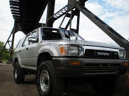 1990 Toyota 4Runner SR5 4x4 Auto