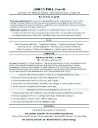 Pharmacy Resume Samples Clinical Pharmacist Resume Pharmacist Resume Sample Pharmacy