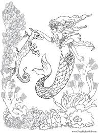 Coloring Pages Coloring Pages Mermaid Coloring And Coloring