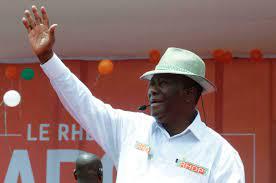 ساحل العاج: الحزب الحاكم يرشح رسميا الحسن وتارا لخوض الانتخابات الرئاسية  المقبلة