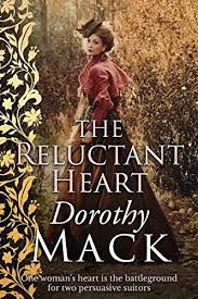 The Reluctant Heart: One woman's heart is the battleground for two  persuasive suitors (Dorothy Mack Regency Romances) - Kindle edition by  Mack, Dorothy. Literature & Fiction Kindle eBooks @ Amazon.com.