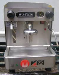 Ideal for commercial as well as home applications. Anyone Seen Or Heard Of A Vfa Espresso Machine