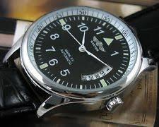 self winding watch fashion mens self winding sport date black leather automatic mechanical watch