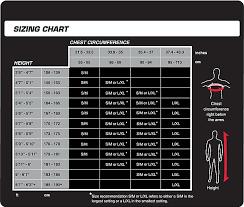 Rokker Boot Size Chart Leatt Sizing Charts Motorcycle Stuff