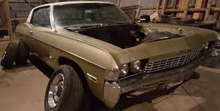Re-Assembly Needed: 1968 Chevy Impala