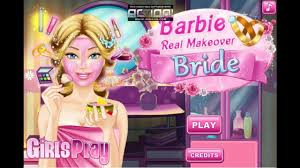 barbie bride real makeover best dress up games for s