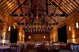 ceiling up lighting. barn fairy light ceiling with gold uplighting up lighting