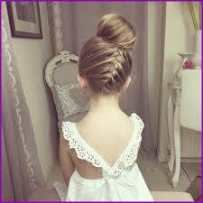 Coiffure Mariage Enfant Cheveux Mi Long Tresse 147600