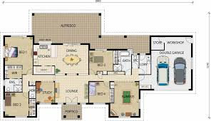 Open Plan House Designs   Beautiful The Woodgate Acerage House Plan At Open Plan House Designs