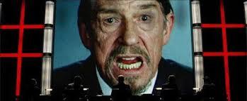 john hurt v for vendetta.  Hurt John Hurt Dans U0027V Pour Vendettau0027  Inside Hurt V For Vendetta R