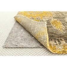 runner rug pad all surface non slip felted grey runner rug pad felt and rubber rug runner rug pad