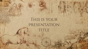 Powerpoint History Free Powerpoint Template Or Google Slides Theme With