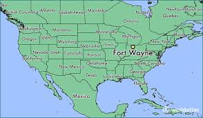map fort wayne indiana indiana map Ft Wayne Indiana Map Ft Wayne Indiana Map #23 fort wayne indiana map