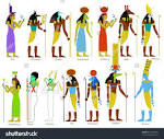 new Kingdom Egypt Gods and Goddesses