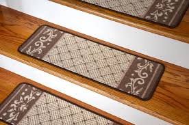carpet stair treads model