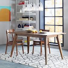 versa dining table west elm not the best quality or a forever table but affordable