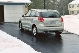 COAL: 2003 Toyota Matrix XR – Much Better