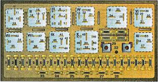 audi 80 90 b3 fuses box diagram 1986 1991 Â fuse diagram audi 80 90 b3 fuses box diagram 1986 1991