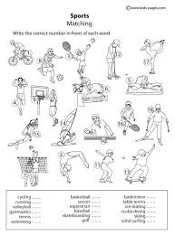 Small Picture 79 best PE Worksheets images on Pinterest Classroom ideas