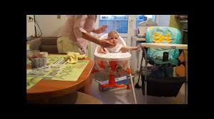 Мой новый <b>стульчик</b> для кормления <b>Baby Care</b> Basis - YouTube