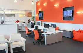 square designed offices. Zyscovich Designed The University Of Miami\u0027s \u201cRight Space 2 Meet Accelerator.\u201d 10,000-square-foot Construction, Which Hosts Both Startup And Top 500 Square Offices